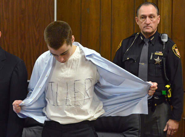 A Few Words On The Staggering School Shooting Epidemic Kip kinkel was sentenced to 111 years in prison for the murder of his parents and the murders and attempted murders of students during his rampage attack in may, 1998. nate balcom